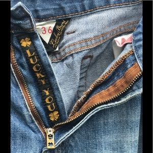 (R1) Lucky Brand Jeans size 36